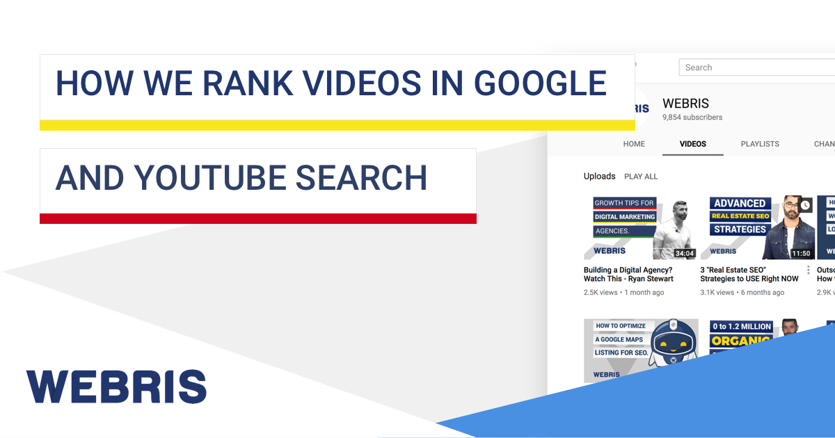 How we rank youtube videos in google search up next seo how we rank videos in google and youtube malvernweather Gallery