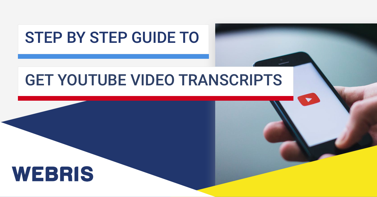 Step by step guide to get youtube video transcripts step by step guide to get youtube video malvernweather Gallery