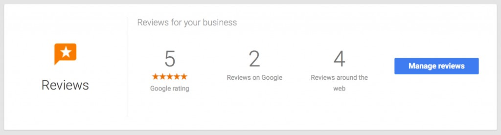 Find Your Business' Reviews
