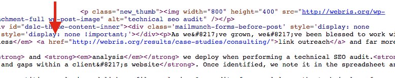 Step by Step Guide to a Technical SEO Audit [FREE Checklist] // WEBRIS