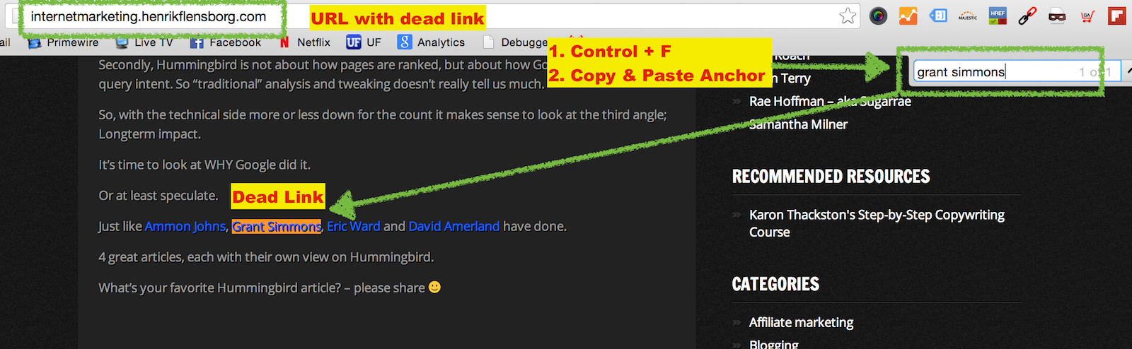 Broken Link Building: Scalable Strategies to Score 404 Links