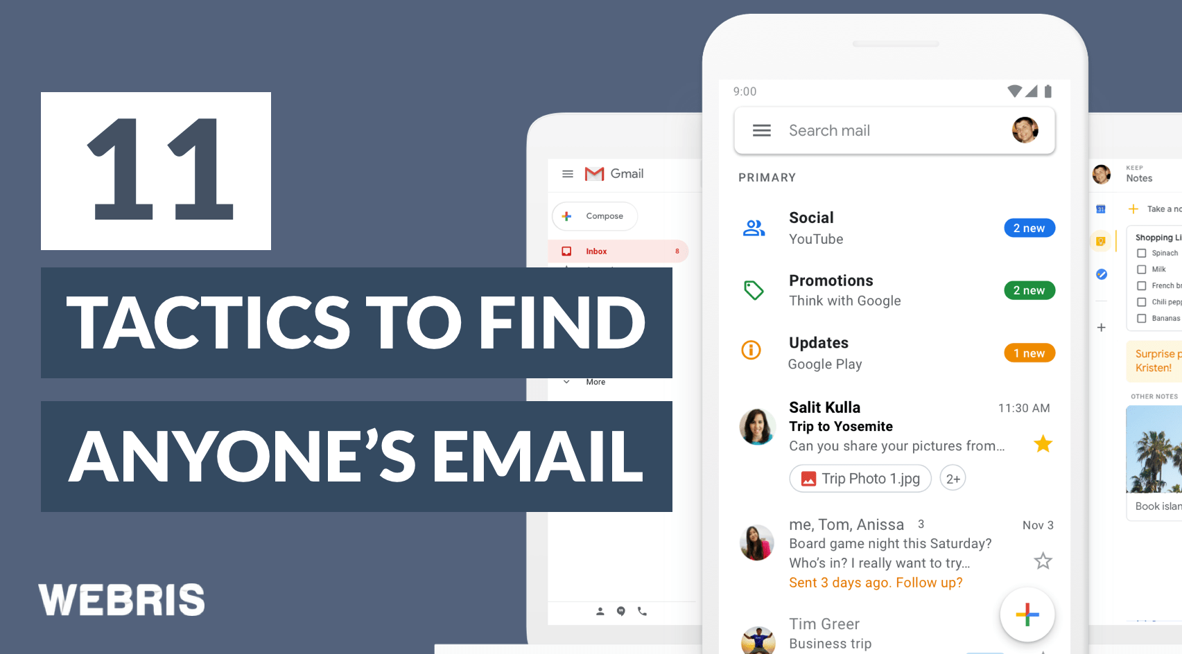 how to find anyones email