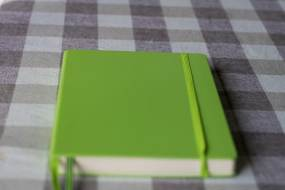 Leuchtturm 1917 Lime Journal