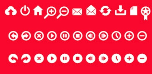 Ücretsiz Icon Set!