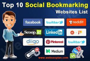 Top 10 Social Bookmarking Websites