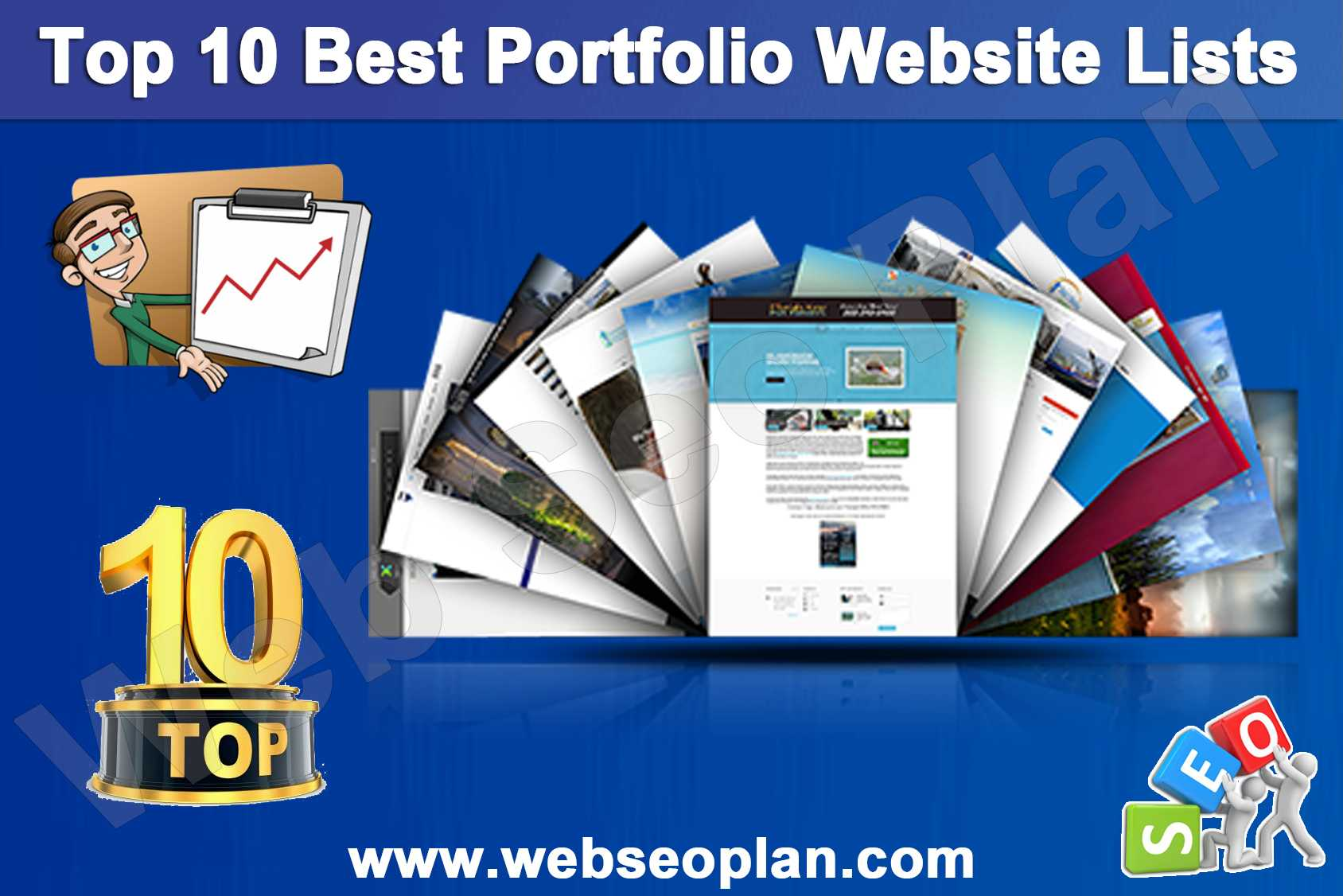 Top 10 Best Portfolio Site Lists