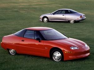 GMの電気自動車EV1はどこへいった???
