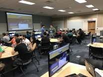 FIU's Upsilon Pi Epsilon Fall 2016 Highlights | School of Computing and Information Sciences 20