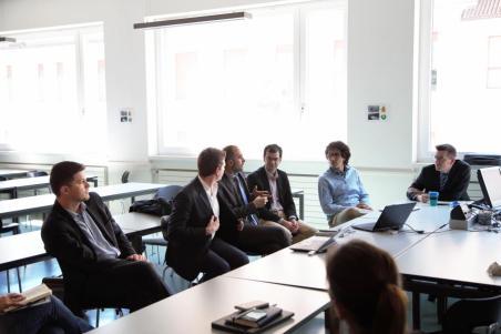 Partenariato impreseuniversit unibz dialoga con DNV GL  Free University of Bozen  Bolzano