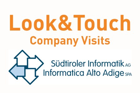 LookTouch  Company visits at the Faculty of Computer