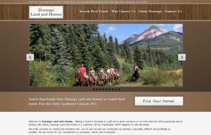 Durango Land and Homes portfolio image