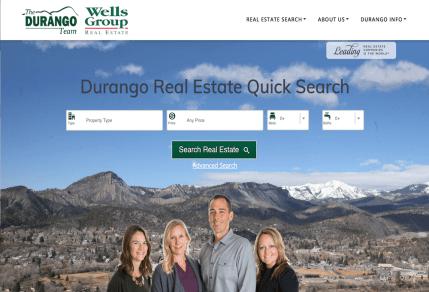 The Durango Team portfolio image