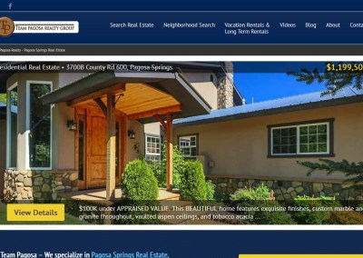 Pagosa Springs Realty