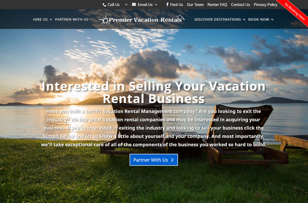Premier Vacation Rentals Group