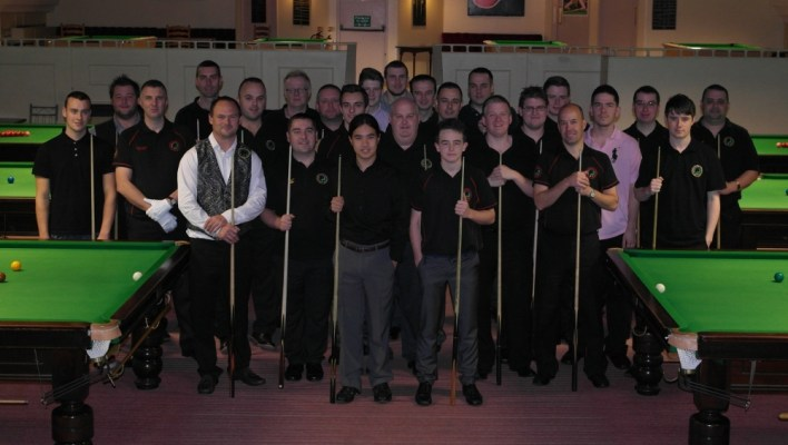 Gold Waistcoat Event 1 2014-5 - The Players