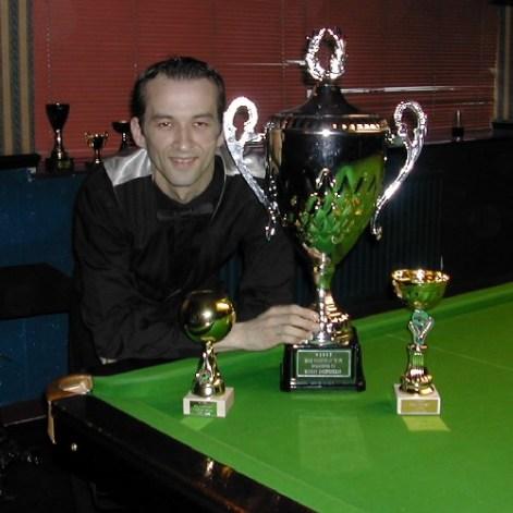 Gold Waistcoat Tour Overall Winner 2005-6
