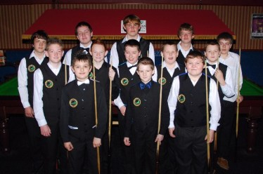 Bronze Waistcoat Tour Plymouth Event 5 Players 2007-08