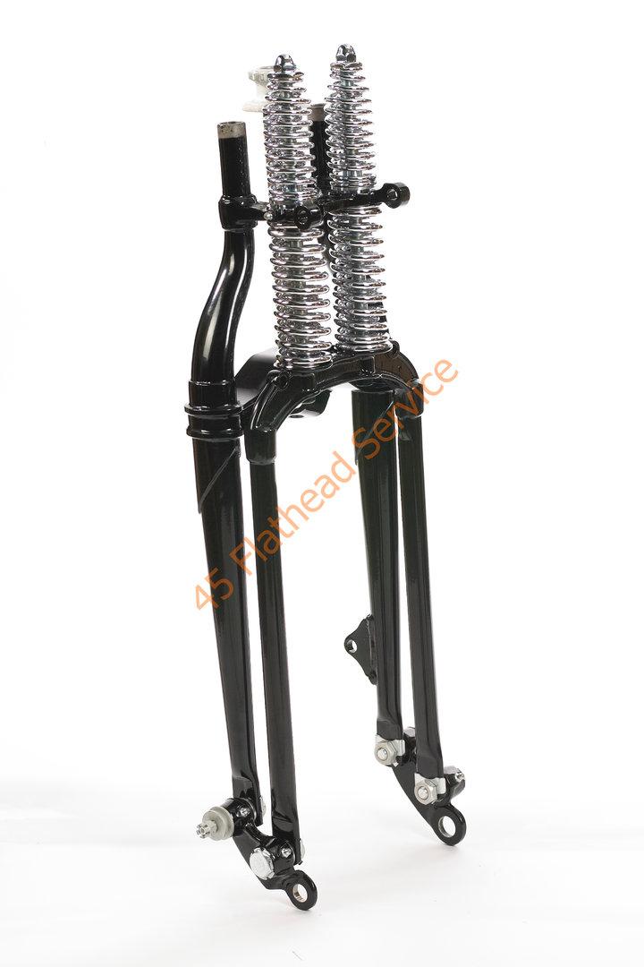 set forks cmpt, 1936-1945 UL/EL/FL. black legs /chrome