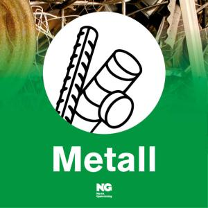 Klebemerke Metall