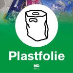 Klebemerke Plastfolie