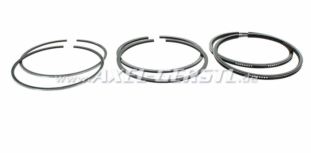 Serie segmenti del pistone (per due cilindri), PREMIUM