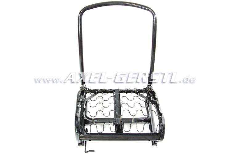 Armature de siège ( pliable) avec rail/verrouillage