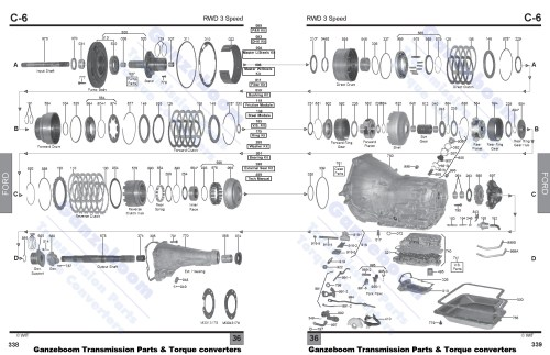 small resolution of ford c6 valve body diagram