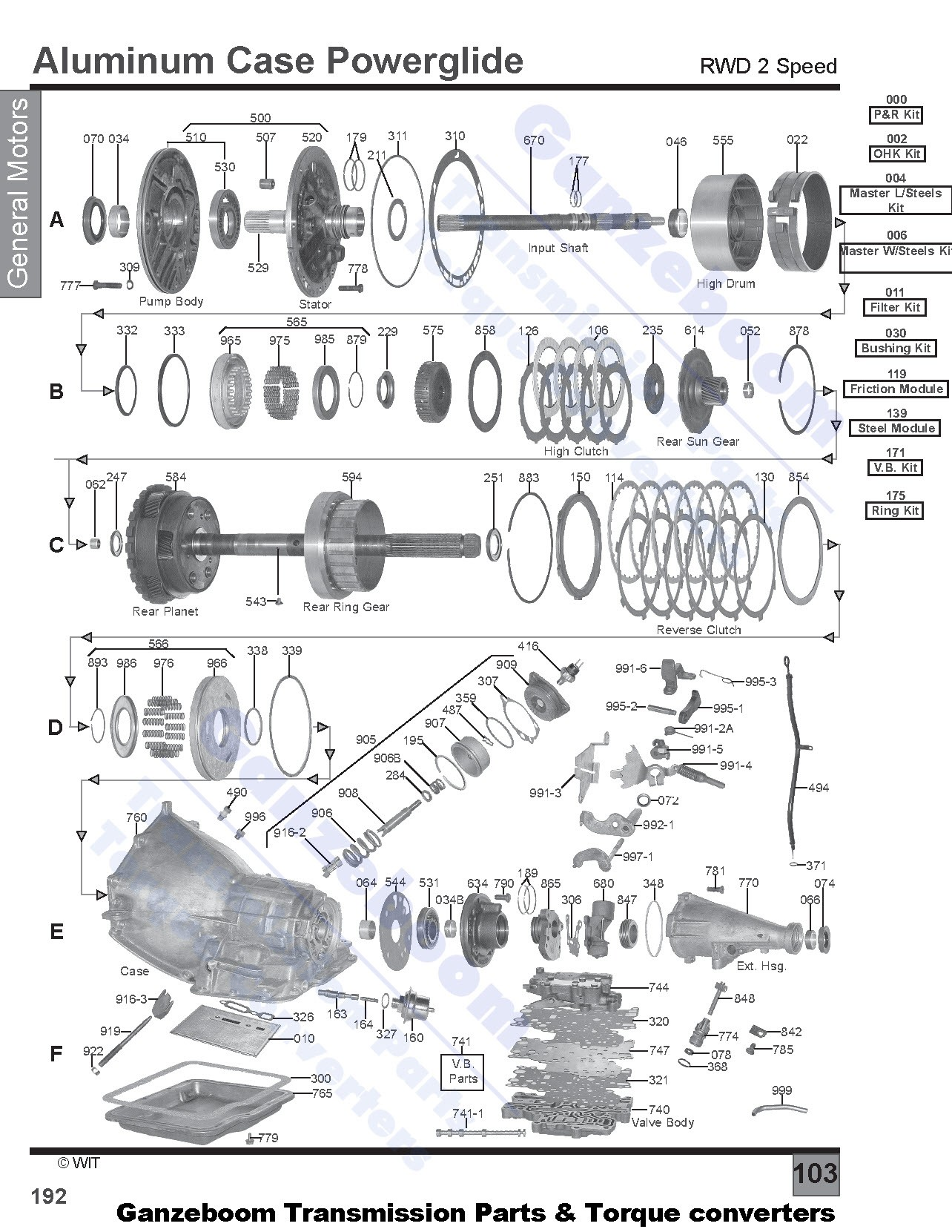 hight resolution of powerglide transmission diagram wiring diagram paper 1954 powerglide transmission diagram