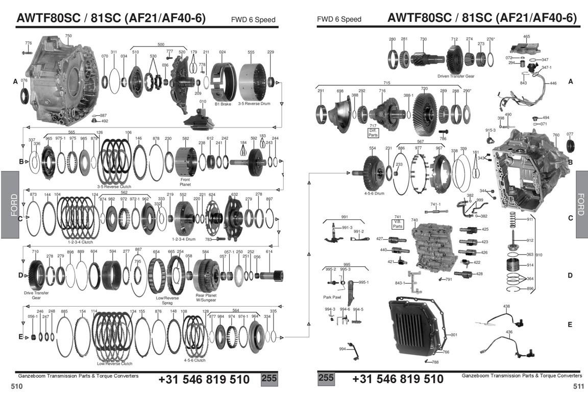 TF80 / TF81
