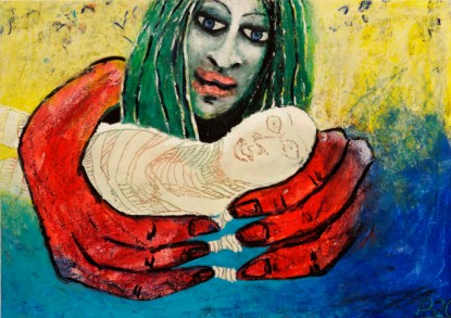 Anna Bieler (DE), Das Geschenk/The Gift