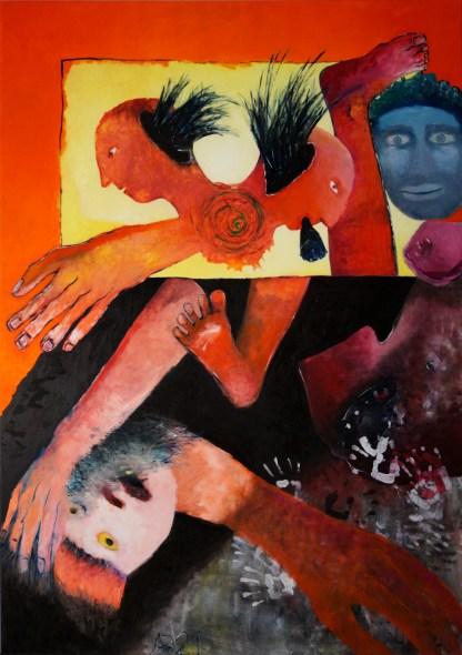 Anna Bieler (DE), Destruction