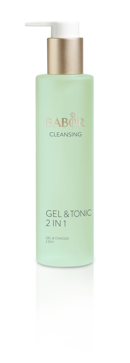 Babor Cleansing CP Cleansing Gel & Tonic
