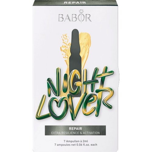 Babor Ampoule Concentrates Vitality Night