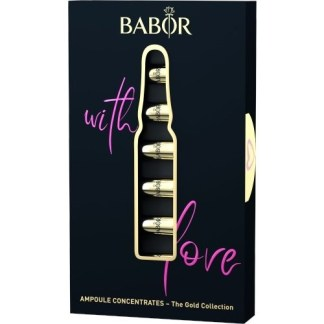Babor Ampoule Concentrates The Gold Collection