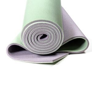 Yogamatten gemiddelde tot hoge intensiteit