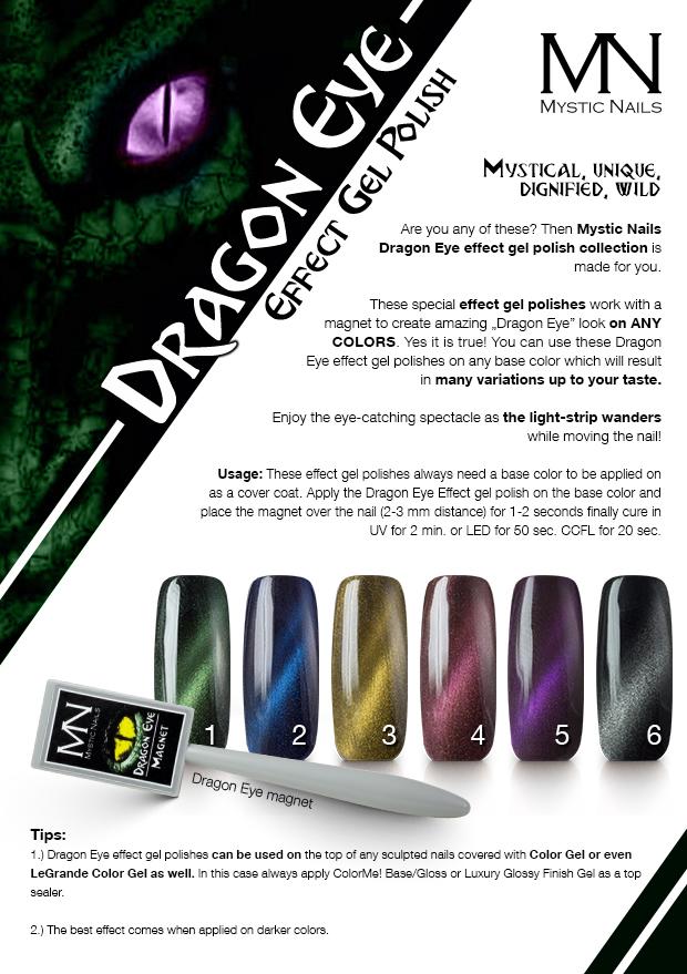 Dragon Eye Colors : dragon, colors, Dragon, Effect, Polishes, Arrived!