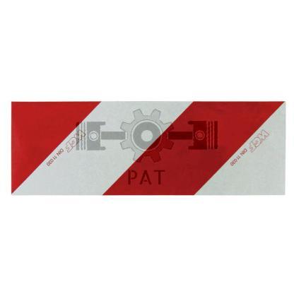 — 20743810 — verticaal opgebouwd: linkswijzend,  horizontaal opgebouwd: rechtswijzend type 1 —