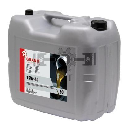 — 21015W-40 GEB20 — 20 liter —