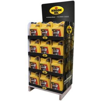 5 L can Kroon-Oil Avanza MSP 5W-30 Display