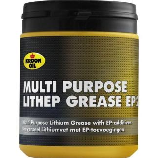 600 g pot Kroon-Oil MP Lithep Grease EP2