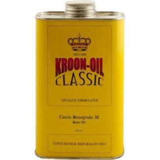 1 L blik Kroon-Oil Classic Monograde 30