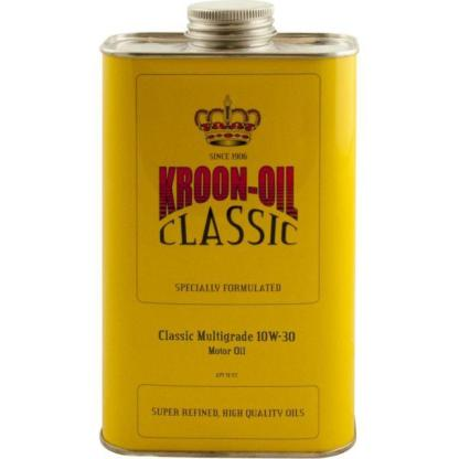 1 L blik Kroon-Oil Classic Multigrade 10W-30