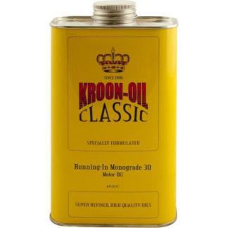 1 L blik Kroon-Oil Running-In Monograde 30