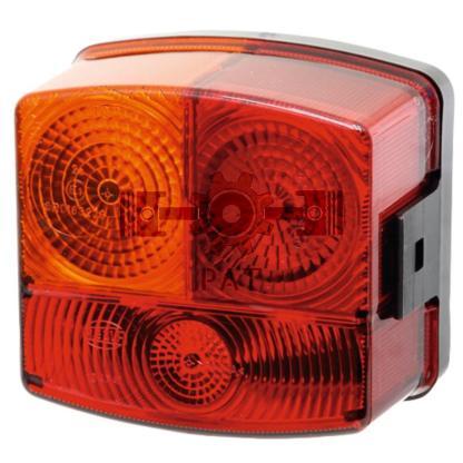 — 4552SD 002776231 — voor horizontale en verticale montage, glas met snelbevestiging, 2 gaten voor bevestigingsbouten M5, —