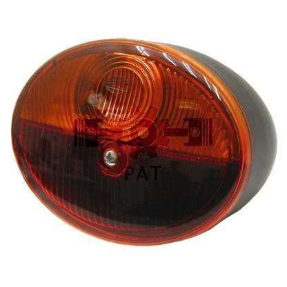 — 4552SB 001673002 — zonder kentekenverlichting  12V18WS / T15x43, <br> 12V10WK / R10W —