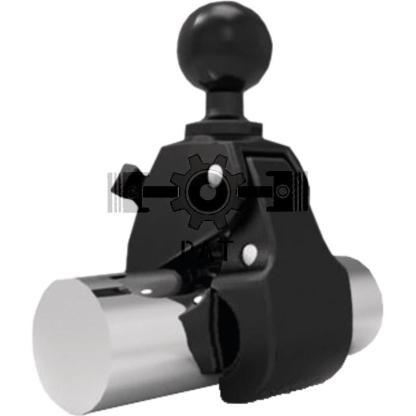— 5070010033 — zwart minimale afmetingen (vlakke oppervlakten): 0 tot 4,06 cm (0 tot 1,6 inch) <br> klemafmetingen: —
