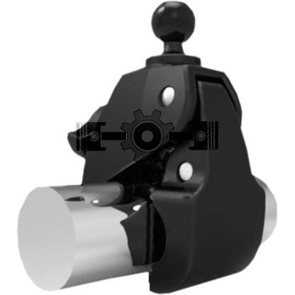 — 5070010034 — zwart minimale afmetingen (vlakke oppervlakten): 0 tot 5,59 cm (0 tot 2,2 inch) <br> klemafmetingen: —