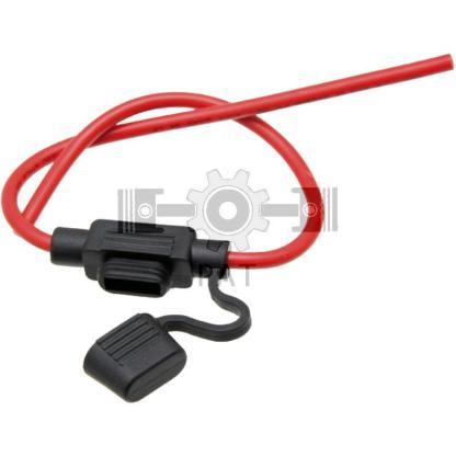 — 50750390236 — mini, waterdicht, voor spanning tot 32 volt max. 30 ampère bij 2,5 mm² kabelaansluiting —