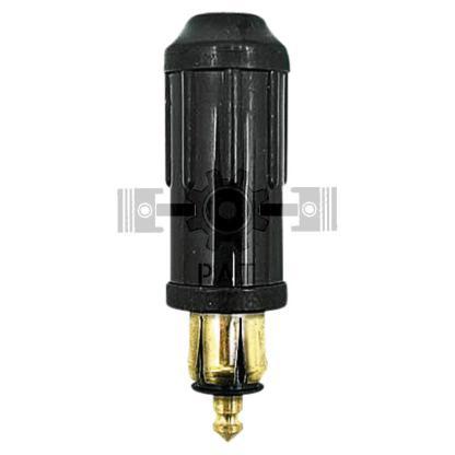 — 50751306010 — volgens DIN ISO 4165, met geïsoleerde massa aansluiting, passend voor 2-polige stekkerdozen, opening —