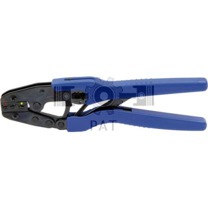 — 50790942260 — voor geisoleerde verbinders en kabels 1 - 6 mm² (rood, blauw, geel) —